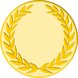 """Clipeus aureus"" by Eugenio Hansen, OFS. Licensed under CC BY-SA 4.0 via Wikimedia Commons - https://commons.wikimedia.org/wiki/File:Clipeus_aureus.svg#/media/File:Clipeus_aureus.svg"